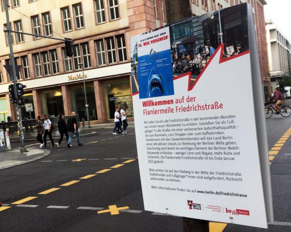 IS BERLIN A WALKABLE CITY?